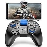 Pubg mobile用 コントローラー スマホ ゲームコントローラー Bluetooth ワイヤレス PUBG Mobile ゲームパット アンドロイド/iPhone対応 携帯用 コントローラー