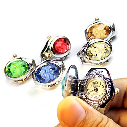 ZooooM 指輪時計