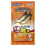 オンパックス 足 靴用 カイロ 5足入 【日本製/持続時間約9時間】
