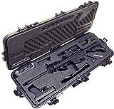 Case Club 組立済AR15防水ライフルケース シリカゲル&アクセサリーボックス