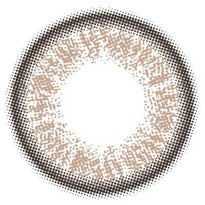 エンジェルカラー フェミー 1箱30枚入【ナチュラルモーヴ PWR:-5.00】山田優 ワンデー カラコン Angelcolor 1day Femii