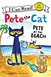 Pete the Cat: Pete at the Beach (My First I Can Read) (English Edition)