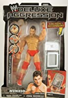 WWE - 2008 - Deluxe Aggression - Nunzio Action Figure - Series 16 - w/ Accesories - Limited Edition - Collectible