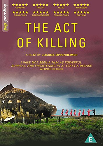 The Act of Killing [DVD] [Import]の詳細を見る