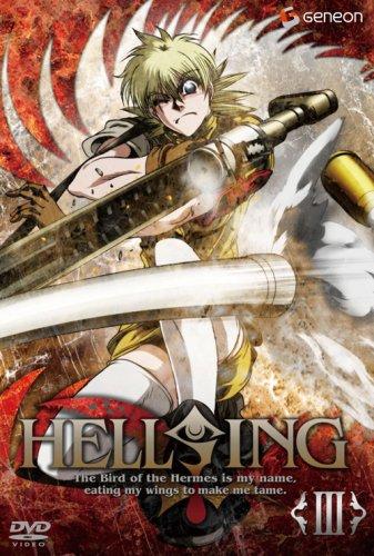 HELLSING III〈通常版〉 [DVD]の詳細を見る