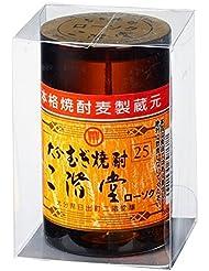 カメヤマキャンドル(kameyama candle) 大分むぎ焼酎 二階堂ローソク キャンドル