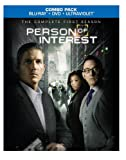 Person of Interest: The Complete First Season [Blu-ray] [Import]