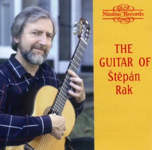 Guitar of Stepan Rak