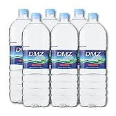 [6CS] DMZ ナチュラルミネラルウォーター (2L×6本)×6箱