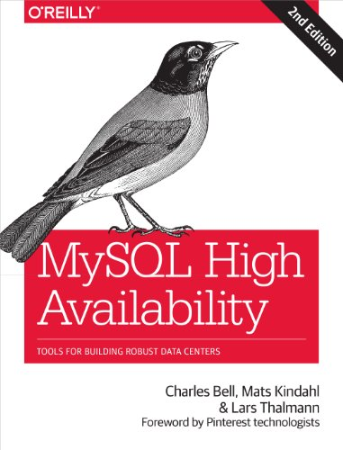 Download MySQL High Availability: Tools for Building Robust Data Centers 1449339581