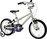 LOUIS GARNEAU(ルイガノ) サイクルスポット ルサイク オリジナル キッズ自転車 j16 220mm ゴールド LGS-J16 ゴールド