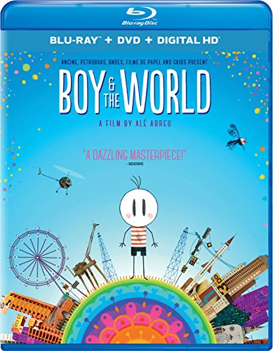 Boy & the World (Blu-ray + DVD + Digital HD)