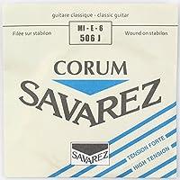 SAVAREZ 506J CORUM High tension クラシックギター弦 6弦 バラ弦×5本