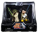 Jedi Mickey & Yoda Star Tours 2-Pack by Star Wars [並行輸入品]