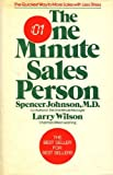 One Minute Manager: Salesperson (The One Minute Manager)