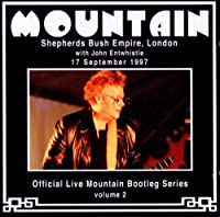 Shepherds Bush Empire 1997 by Mountain (2004-11-15)