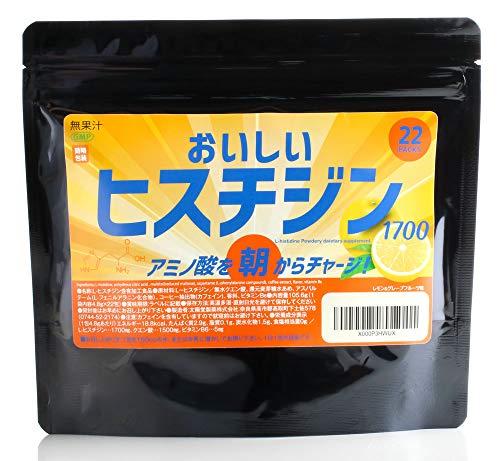 太陽堂製薬 おいしいヒスチジン1700㎎ + ビタミンB6