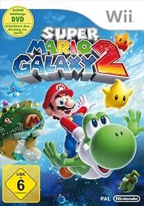 Super Mario Galaxy 2. Nintendo Wii