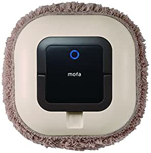 CCP 自動モップロボット掃除機 【mofa モーファ】 プードルベージュ ZZ-MR2-BE