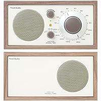チボリオーディオ テーブルラジオ Model Two クラシックウォールナット/ベージュ