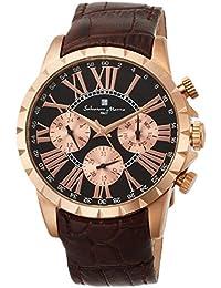 [サルバトーレマーラ]Salvatore Marra メンズ腕時計 サルバトーレマーラ マルチカレンダー SM15103-PGBK メンズ 【正規輸入品】