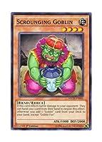 遊戯王 英語版 NECH-EN044 Scrounging Goblin おねだりゴブリン (ノーマル) 1st Edition