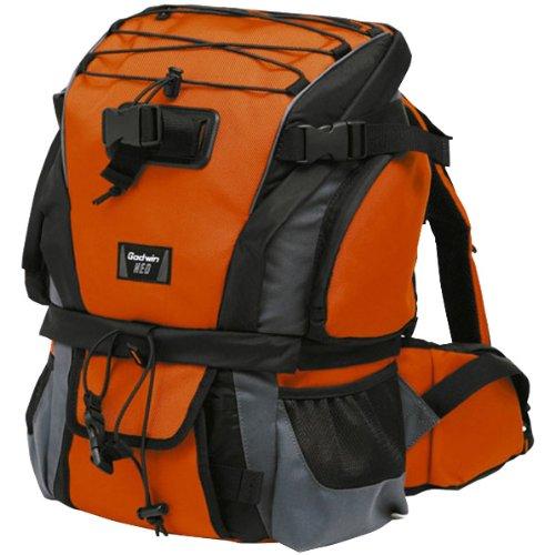 HAKUBA カメラリュック ゴッドウィンNEO フォトリュック S 15L 三脚取付可 オレンジ SGWN-PRCS-OR