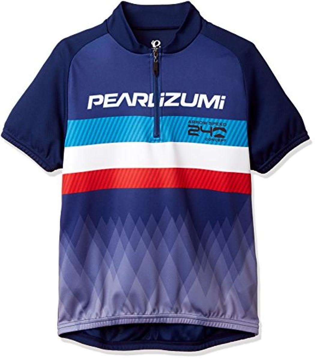 写真フリンジバッジ(パールイズミ) PEARL IZUMI K621B キッズプリントジャージ[ユニセックス]
