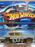 Hot Wheels 2005 #179 Ford Anglia