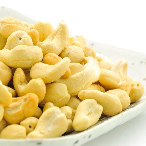 インド産 無塩 無油 ロースト カシューナッツ 200g