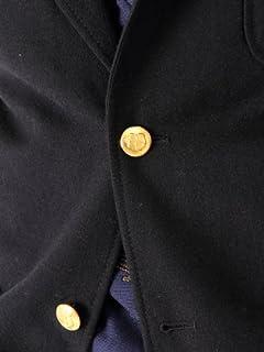 3-button Blazer 11-16-0216-803: Navy
