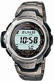[カシオ]CASIO 腕時計 PROTREK プロトレック TWIN SENSOR Super Slim Line ソーラー 電波時計 PRW-500TJ-7JF メンズ