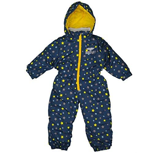[해외]보이즈 | 키즈 | 스키웨어 [BINZART] 별 무늬 | 솜 점프 슈트 | 방한 | 연결 | 스노우 콤비 | 눈 놀이 | 어린이 | 남자 100cm 110cm 120cm 130cm/Boys | Kids | Ski wear [BINZART] Star pattern | Jumpsuit with cotton inside | Coolest | Tsunagi...