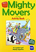 Mighty Movers 2nd edition: Activity Book (DELTA Young Learners English)