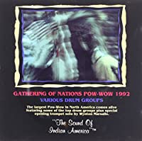Gathering of Nations Pow-Wow92