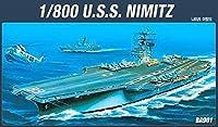 Academy 14213cvn-68u.s.s. Nimitz ba90011/ 800プラスチック趣味モデルキットNew / Item # g4W8b-48q20864