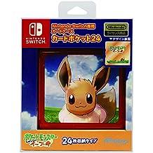 Nintendo Switch専用カードポケット24 ポケットモンスター Let's Go! イーブイ