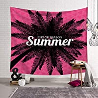 JSSFQK ビーチでビーチタオル、ビーチ毛布、寝室、リビングルームの装飾 タペストリー (色 : A, サイズ さいず : 150x102)