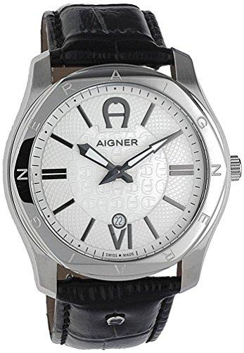 アイグナー 腕時計 ドイツブランド スイスムーブメント 41mm 3ATM A42116 [並行輸入品]