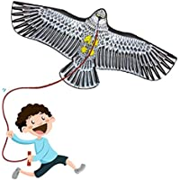 Find Yourself大59インチSingle Line Novel動物Eagle Kite Toys for Kids and大人