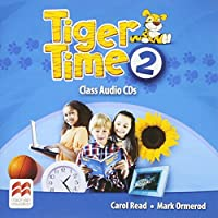 Tiger Time Level 2 Audio CD