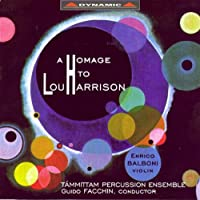 Harrison: a Hommage