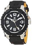 ティンバーランド 腕時計 43mm 10ATM TBL.13321JSTB/02B [並行輸入品]