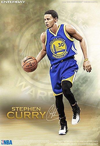 1/6 リアルマスターピース コレクティブル フィギュア/ NBAコレクション: ステフィン・カリー RM-1066