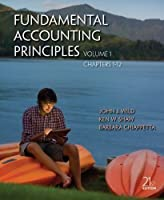 Fundamentals of Accounting Principles Volume 1 with Connect Plus