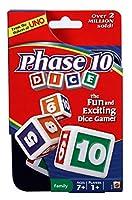 [マテル]Mattel Phase 10 Dice Game W4730 [並行輸入品]