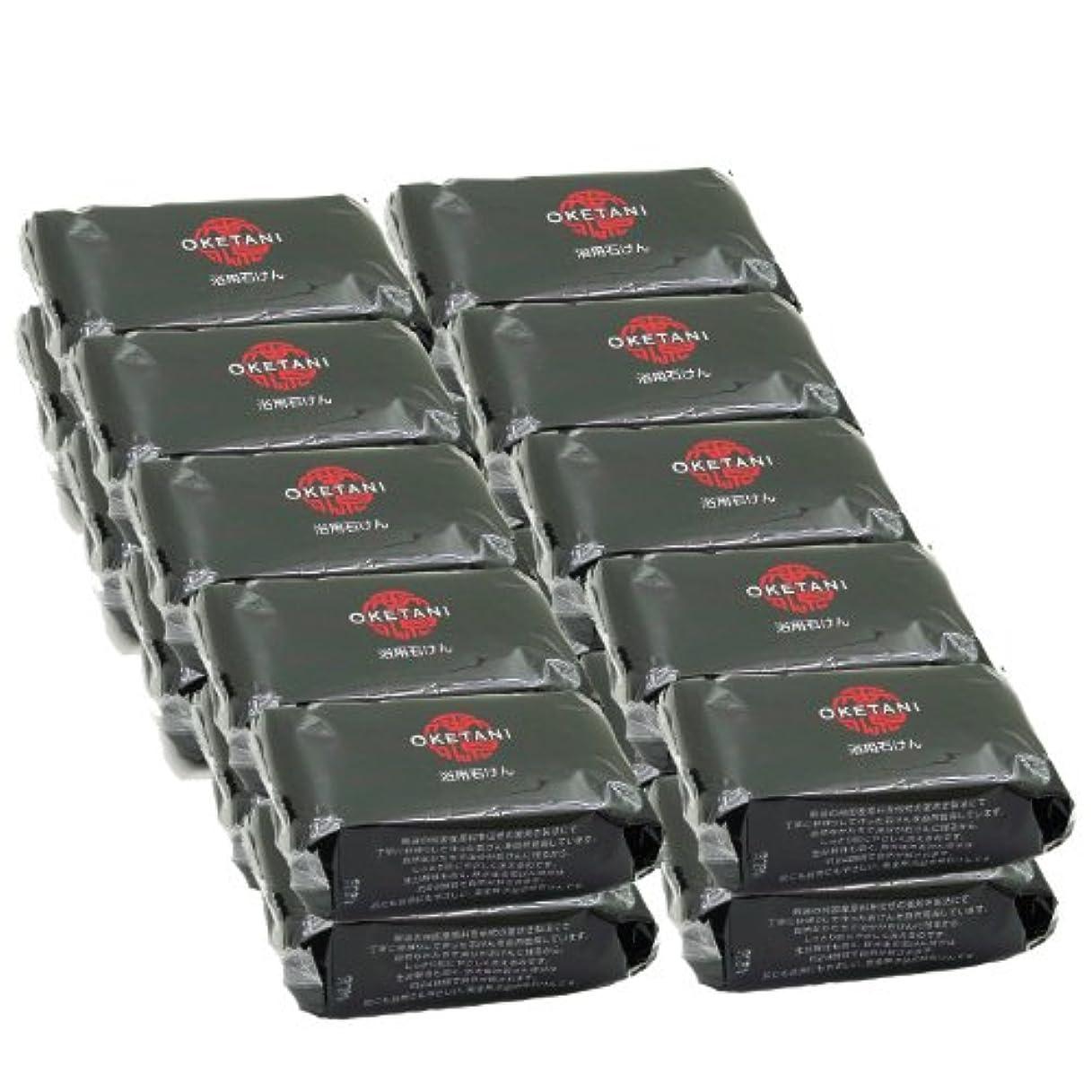 解凍する、雪解け、霜解け固める力強い桶谷石鹸 アイゲン浴用石けん 120g×20個