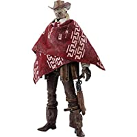 THE WORLD OF POPBOT ACTION PORTABLE BLIND COWBOY 1/12スケール ABS&PVC&POM製 塗装済み可動フィギュア