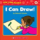 First Little Readers: I Can Draw! (Level A)