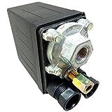 エアーコンプレッサー圧力スイッチ 標準 補修 修理 交換 小型 1ポート